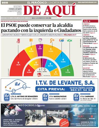 edición pdf 3 Mayo 2019 Horta Nord