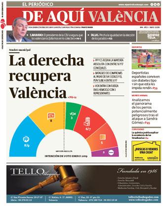edición pdf 4 Enero 2019 Edici�n Valencia