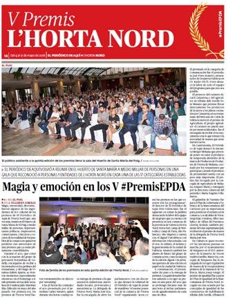 edición pdf Especial Premios Horta Nord