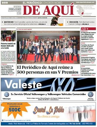 edición pdf 4 Mayo 2018 Horta Nord