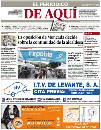 edición pdf 4 Agosto 2017 Horta Nord