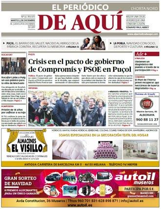 edición pdf 5 Diciembre 2017 Horta Nord