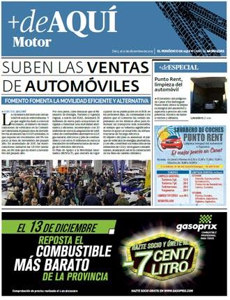 edición pdf 5 Diciembre 2017 Especial Motor
