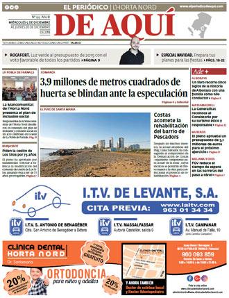 edición pdf 5 Diciembre 2018 Horta Nord