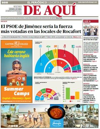edición pdf 5 Abril 2019 Horta Nord