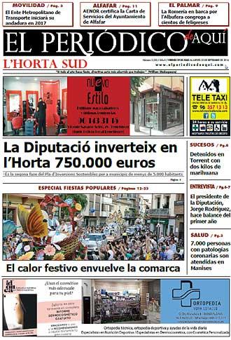 edición pdf 5 Agosto 2016 Horta Sud