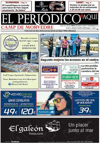 edición pdf 5 Agosto 2016 Camp de Morvedre