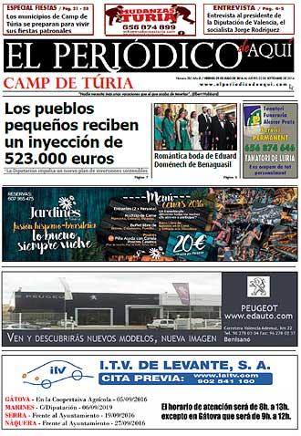 edición pdf 5 Agosto Camp de Turia
