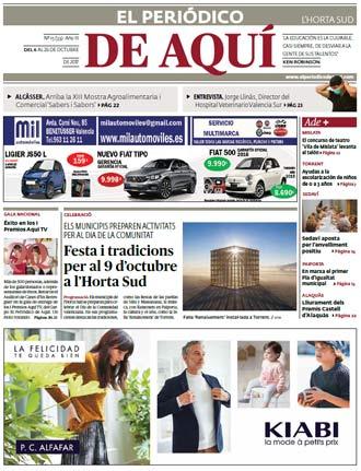 edición pdf 6 Octubre 2017 Horta Sud