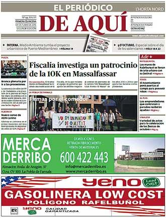 edición pdf 7 Octubre 2016 Horta Nord