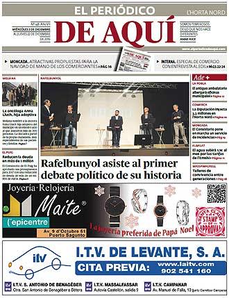 edición pdf 7 Diciembre 2016 Horta Nord