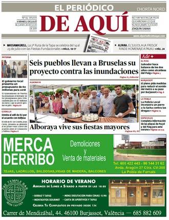 edición pdf 7 Julio 2017 Horta Nord