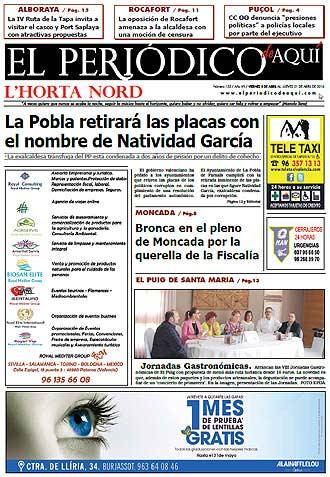 edición pdf 8 Abril 2016 Horta Nord