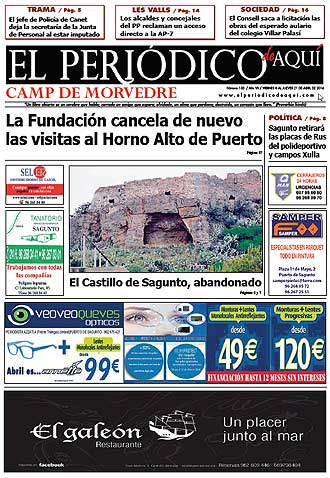 edición pdf 8 Abril 2016 Camp de Morvedre